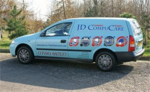 JD Compucare - Computer Repairs in Edinburgh.
